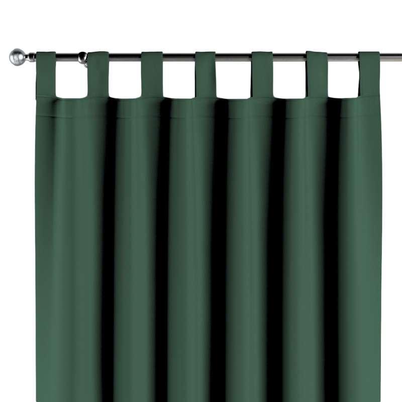 Lystet gardin med stropper fra kolleksjonen Blackout (mørklegging), Stoffets bredde: 269-18