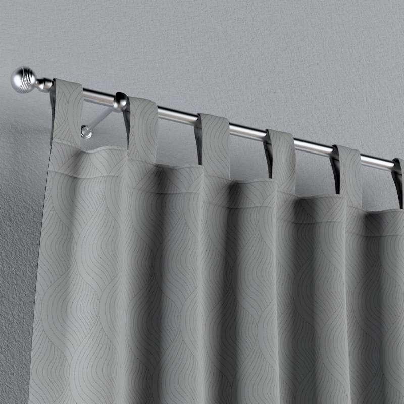 Záves zatemňujúci na pútkach V kolekcii Blackout - zatemňujúca, tkanina: 269-19