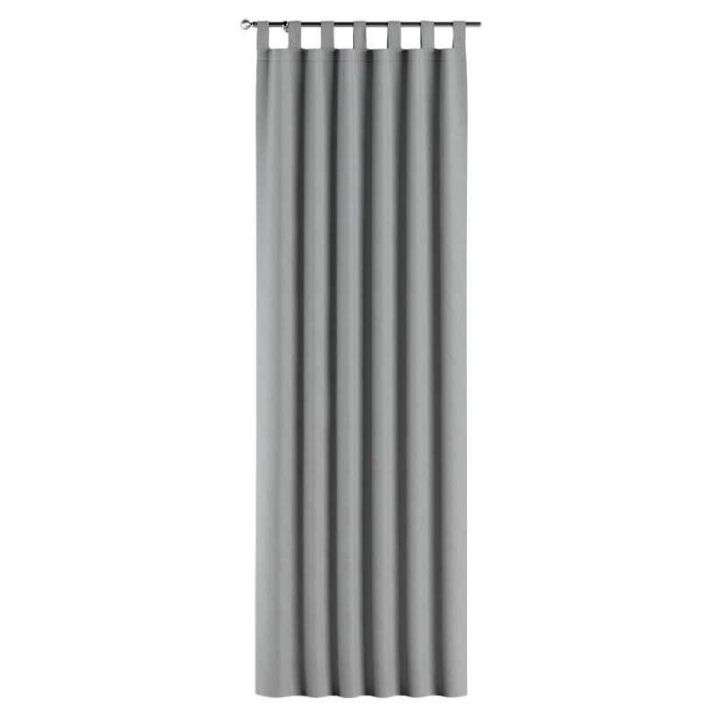 Lystet gardin med stropper fra kolleksjonen Blackout (mørklegging), Stoffets bredde: 269-19