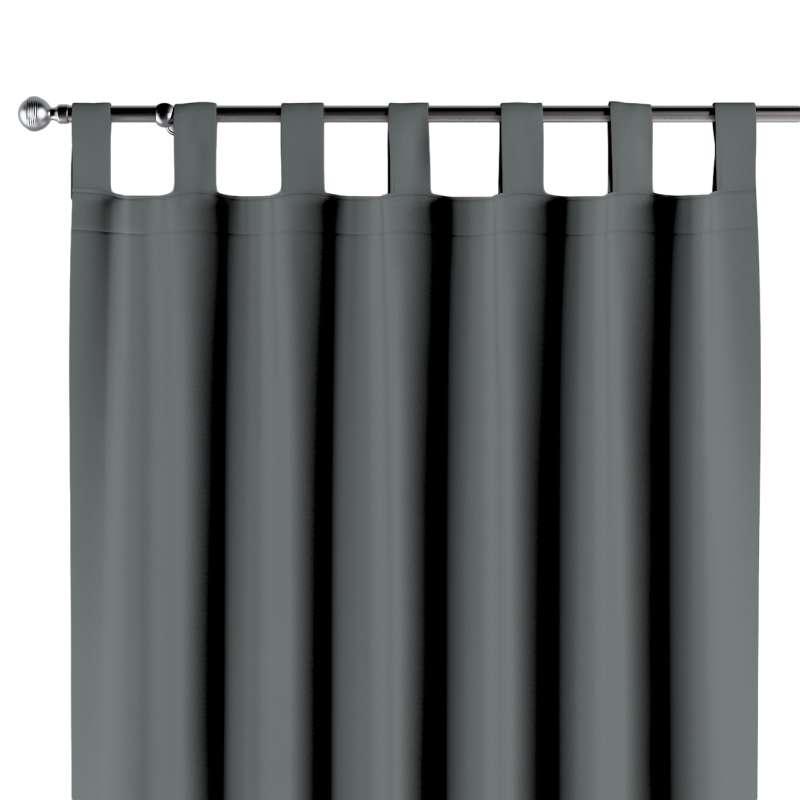 Verduisteringsgordijn met lussen van de collectie Blackout 280 cm, Stof: 269-07