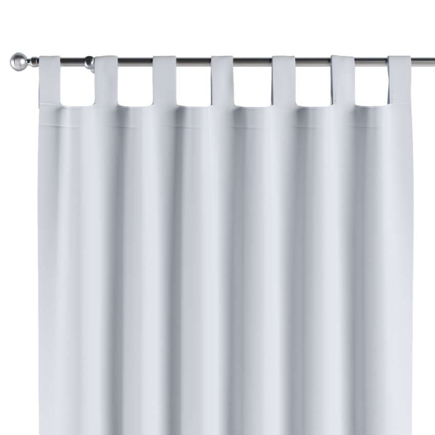Blackout Tab Top Curtains Off White Pale Greyish Dekoria