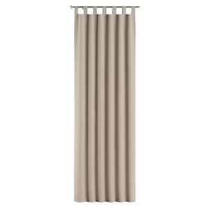 Verdunklungsvorhänge mit Schlaufen 1 Stk. 140x260 cm von der Kollektion Blackout (verdunkelnd), Stoff: 269-00