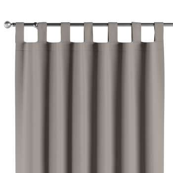 Blackout tab top curtains