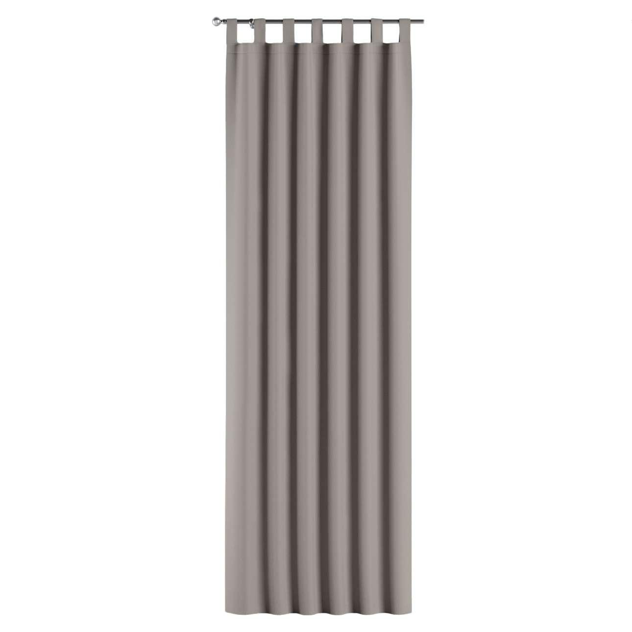 Verdunklungsvorhänge mit Schlaufen 1 Stk. 140x260 cm von der Kollektion Blackout (verdunkelnd), Stoff: 269-81