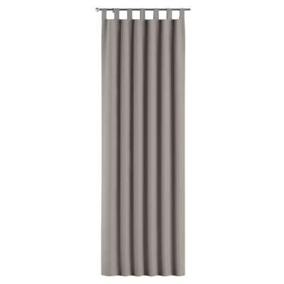 Lystet gardin med stropper fra kolleksjonen Blackout (mørklegging), Stoffets bredde: 269-81