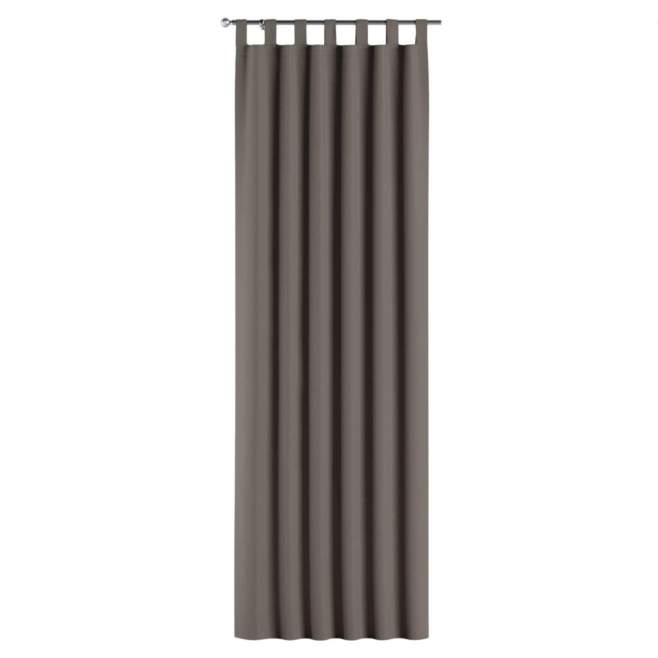 Verdunklungsvorhang mit Schlaufen 1 Stck. 140x260 cm von der Kollektion Blackout (verdunkelnd), Stoff: 269-80