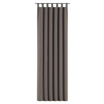 Zasłona zaciemniająca na szelkach 1 szt. w kolekcji Blackout - zaciemniające, tkanina: 269-80