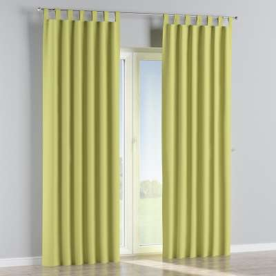 Blackout tab top curtain 269-17 fresh stem green Collection Blackout