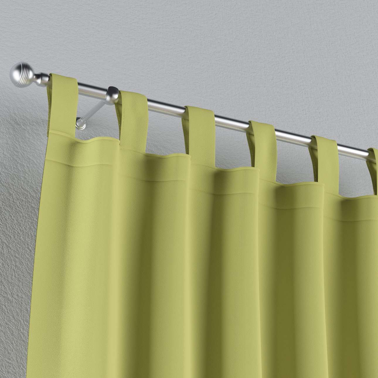 Slot top voile pair olive cheap green curtain voile uk delivery - Blackout Tab Top Curtains 140 X 260 Cm 55 X 102 Inch In Collection
