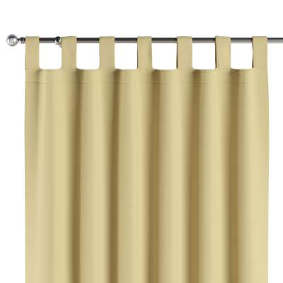 Blackout tab top curtain 269-12 yellow   Collection Blackout
