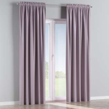 Blackout slot and frill curtains in collection Blackout, fabric: 269-60
