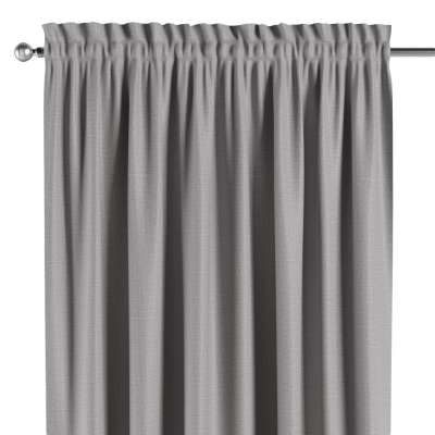 Blackout slot and frill curtain 269-64 light grey Collection Blackout