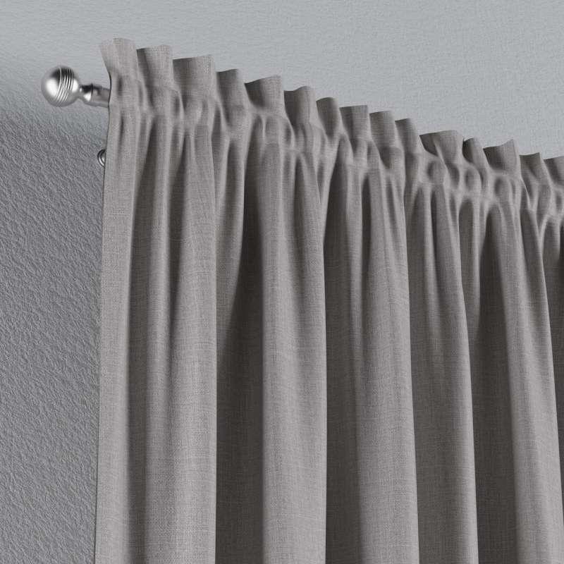 Zatemňujúci záves s navliekacou riasiacou páskou V kolekcii Blackout - zatemňujúca, tkanina: 269-64