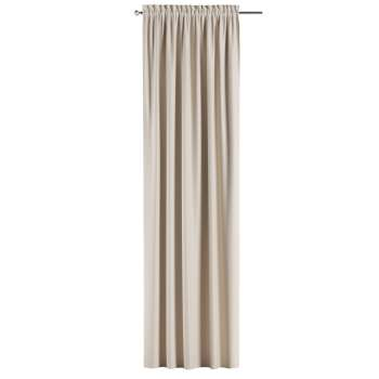 Blackout slot and frill curtains in collection Blackout, fabric: 269-66