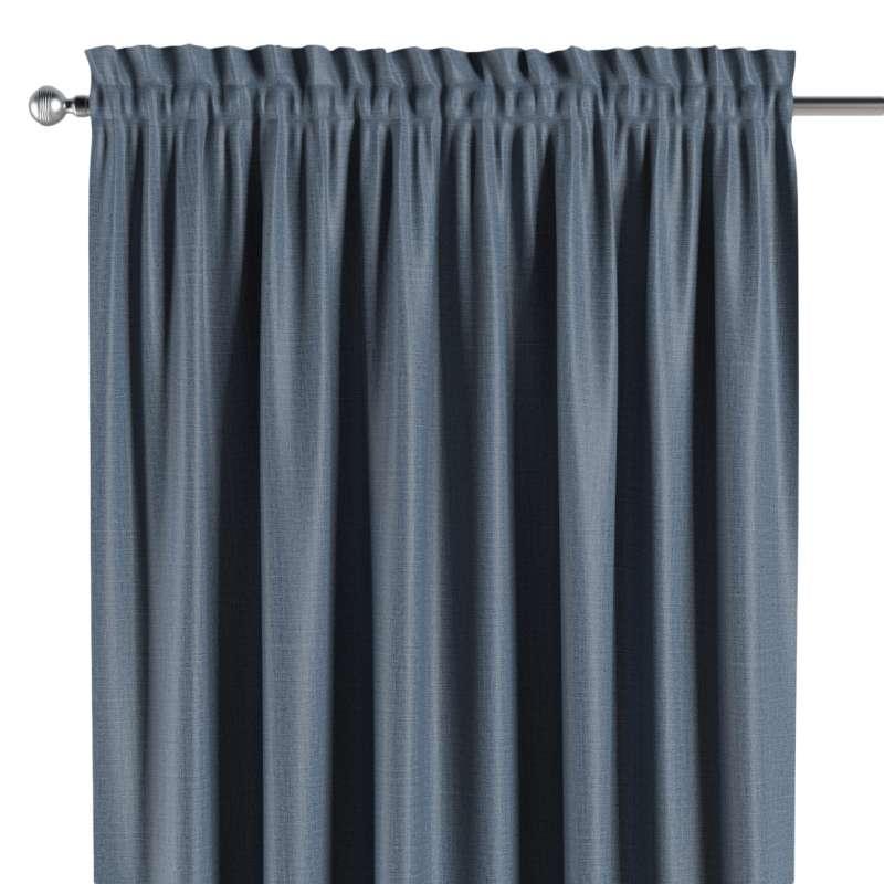 Zatemňujúci záves s navliekacou riasiacou páskou V kolekcii Blackout - zatemňujúca, tkanina: 269-67