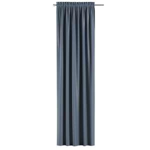 Zasłona zaciemniająca na kanale z grzywką 1 szt. 1szt 140x260 cm w kolekcji Blackout - zaciemniające, tkanina: 269-67