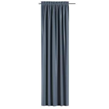 Lystet gardin med løpegang - Multibånd fra kolleksjonen Blackout (mørklegging), Stoffets bredde: 269-67