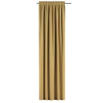 Zatemňujúci záves s navliekacou riasiacou páskou V kolekcii Blackout - zatemňujúca, tkanina: 269-68