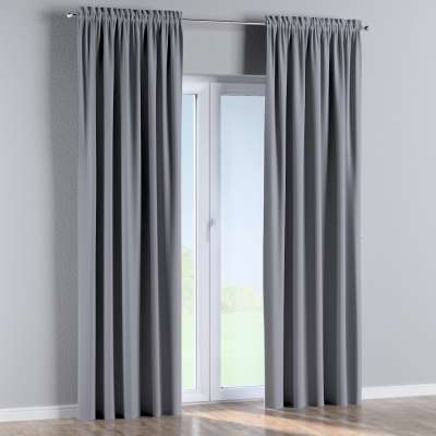 Blackout slot and frill curtains 269-96 Collection Royal Blackout