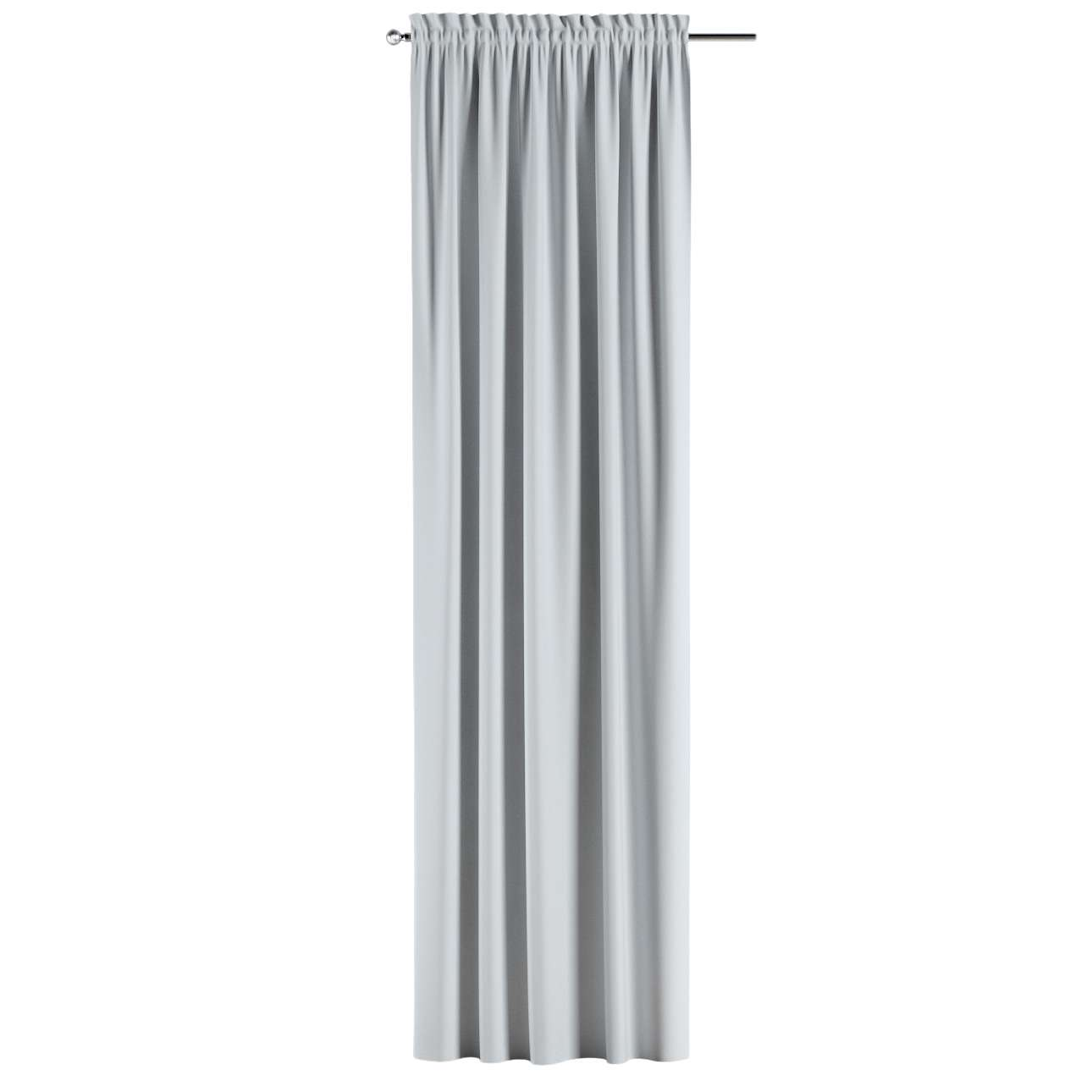 Zatemňujúci záves s navliekacou riasiacou páskou V kolekcii Blackout 280 cm, tkanina: 269-05