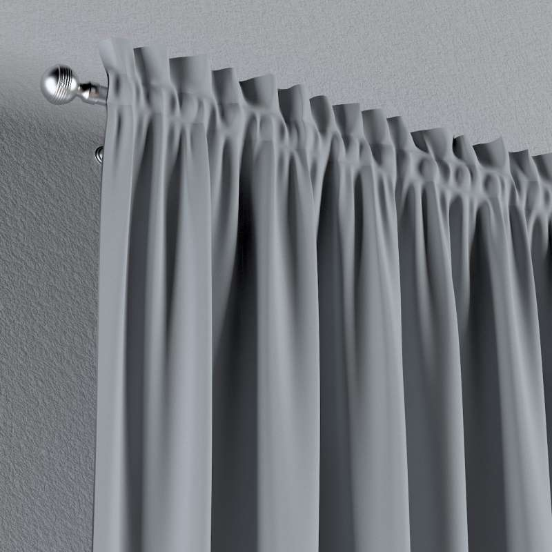 Zatemňujúci záves s navliekacou riasiacou páskou V kolekcii Blackout 280 cm, tkanina: 269-06