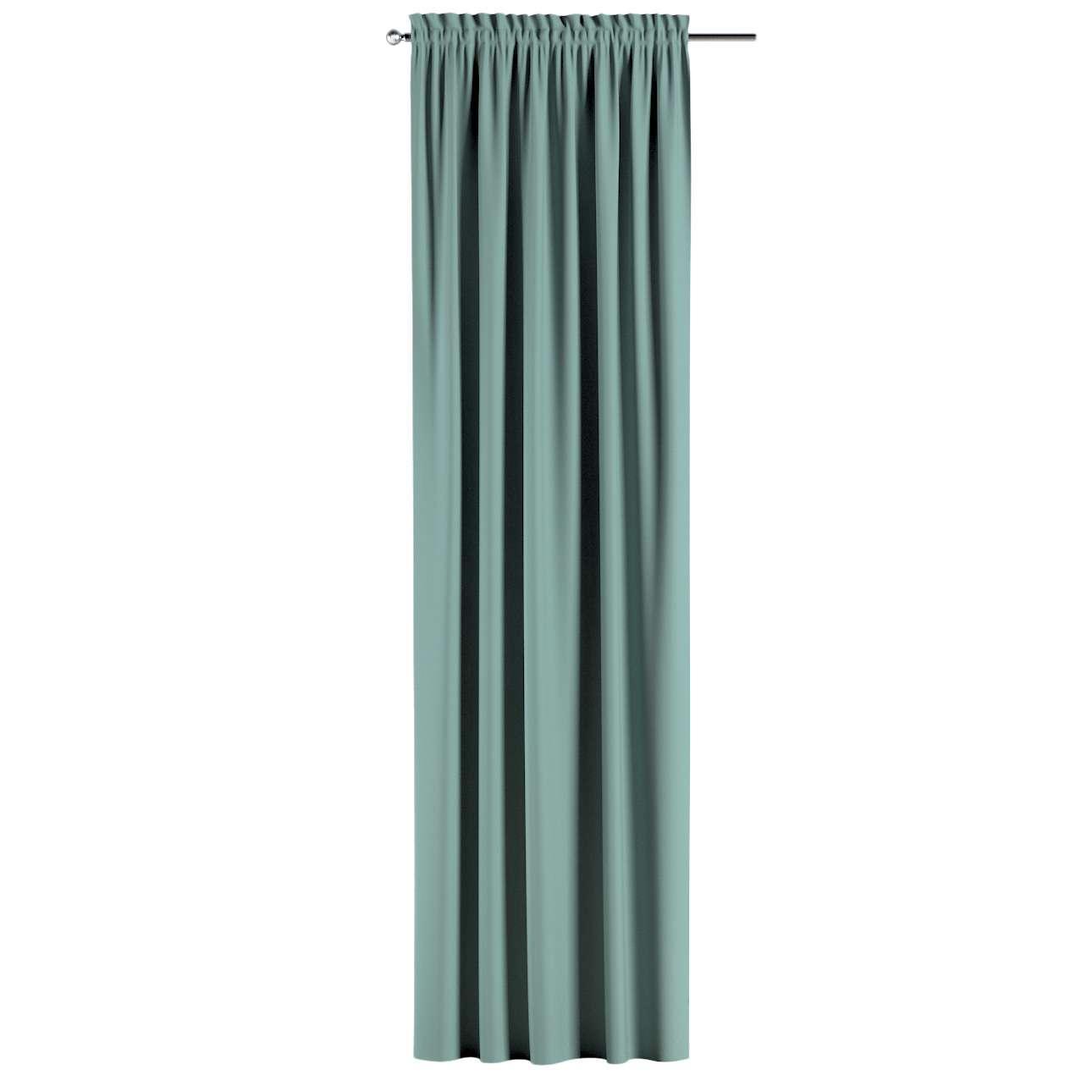 Zatemňujúci záves s navliekacou riasiacou páskou V kolekcii Blackout 280 cm, tkanina: 269-09