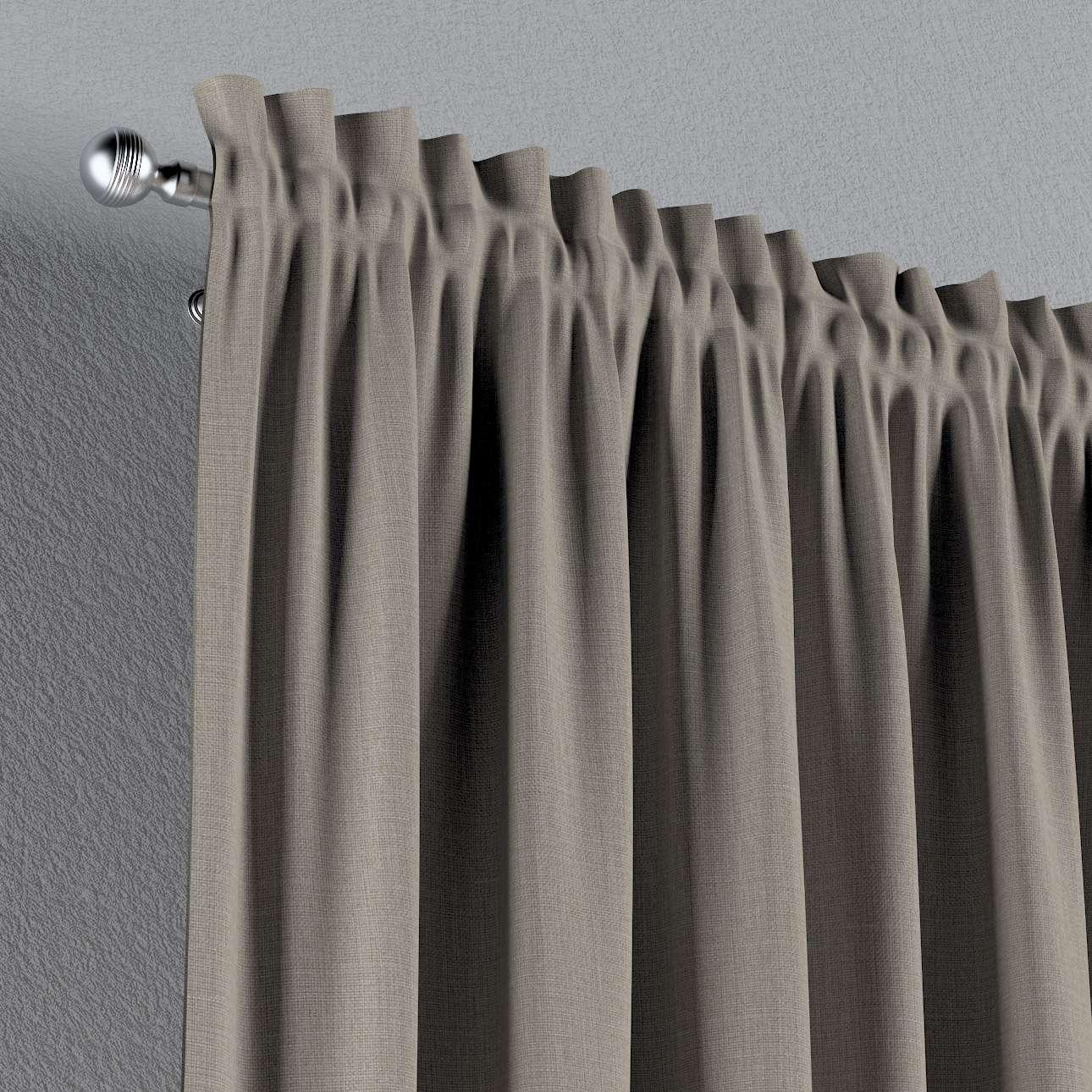 Zatemňujúci záves s navliekacou riasiacou páskou V kolekcii Blackout 280 cm, tkanina: 269-11