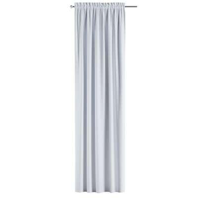 Zatemňujúci záves s navliekacou riasiacou páskou V kolekcii Blackout - zatemňujúca, tkanina: 269-01