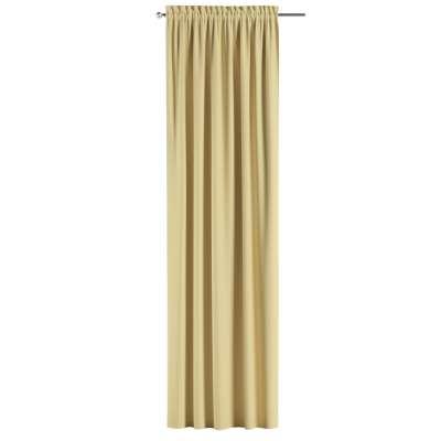 Zatemňujúci záves s navliekacou riasiacou páskou V kolekcii Blackout - zatemňujúca, tkanina: 269-12
