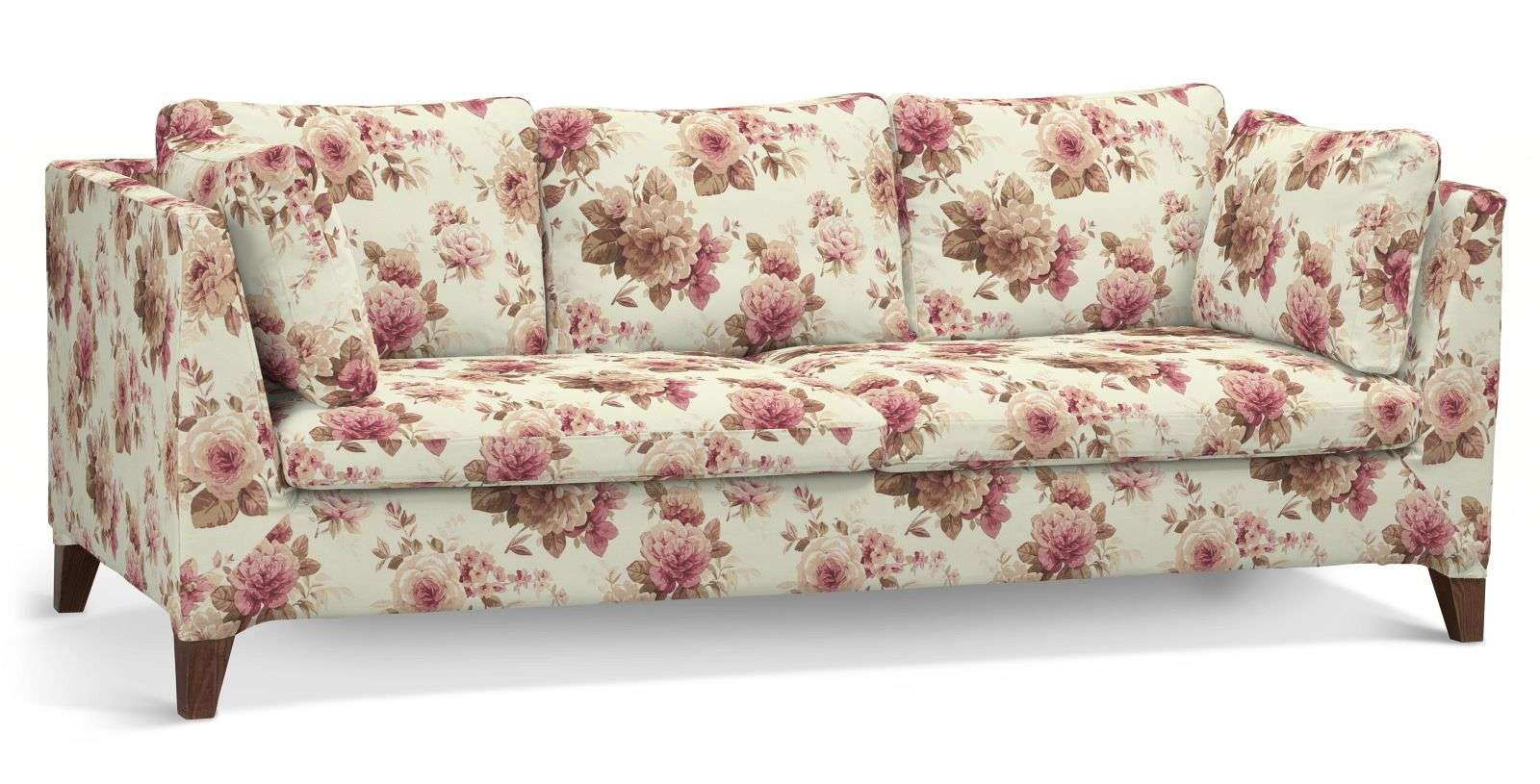 Stockholm 3-seater sofa cover Stockholm 3-seater sofa in collection Mirella, fabric: 141-06