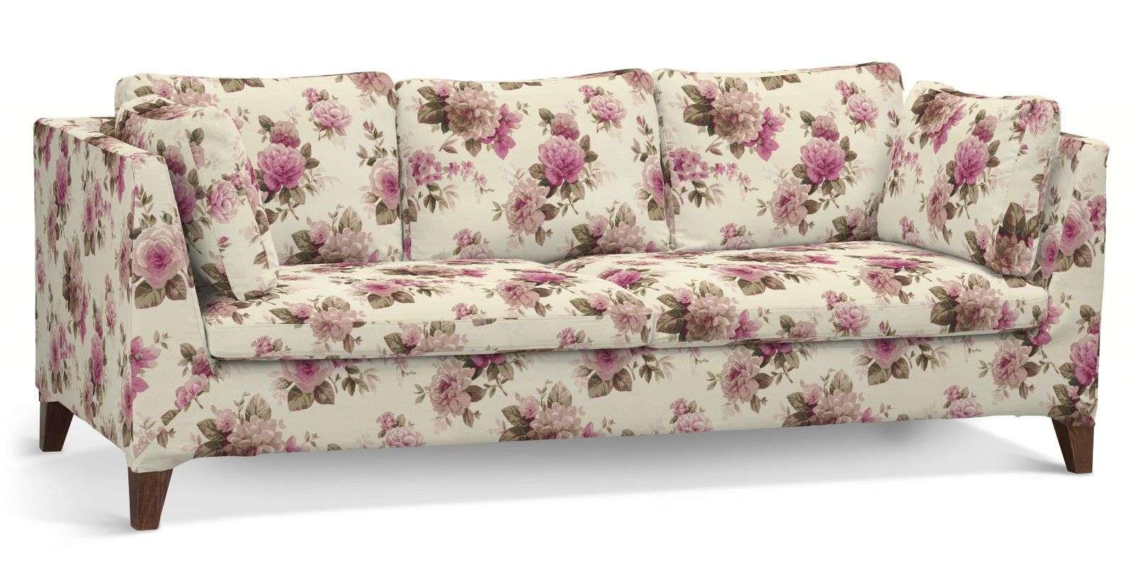 Stockholm 3-Sitzer Sofabezug Stockholm 3-Sitzer von der Kollektion Mirella, Stoff: 141-07