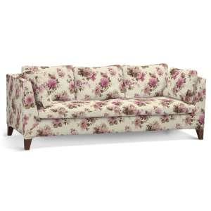 Pokrowiec na sofę Stockholm 3-osobową sofa Stockholm 3-osobowa w kolekcji Mirella, tkanina: 141-07