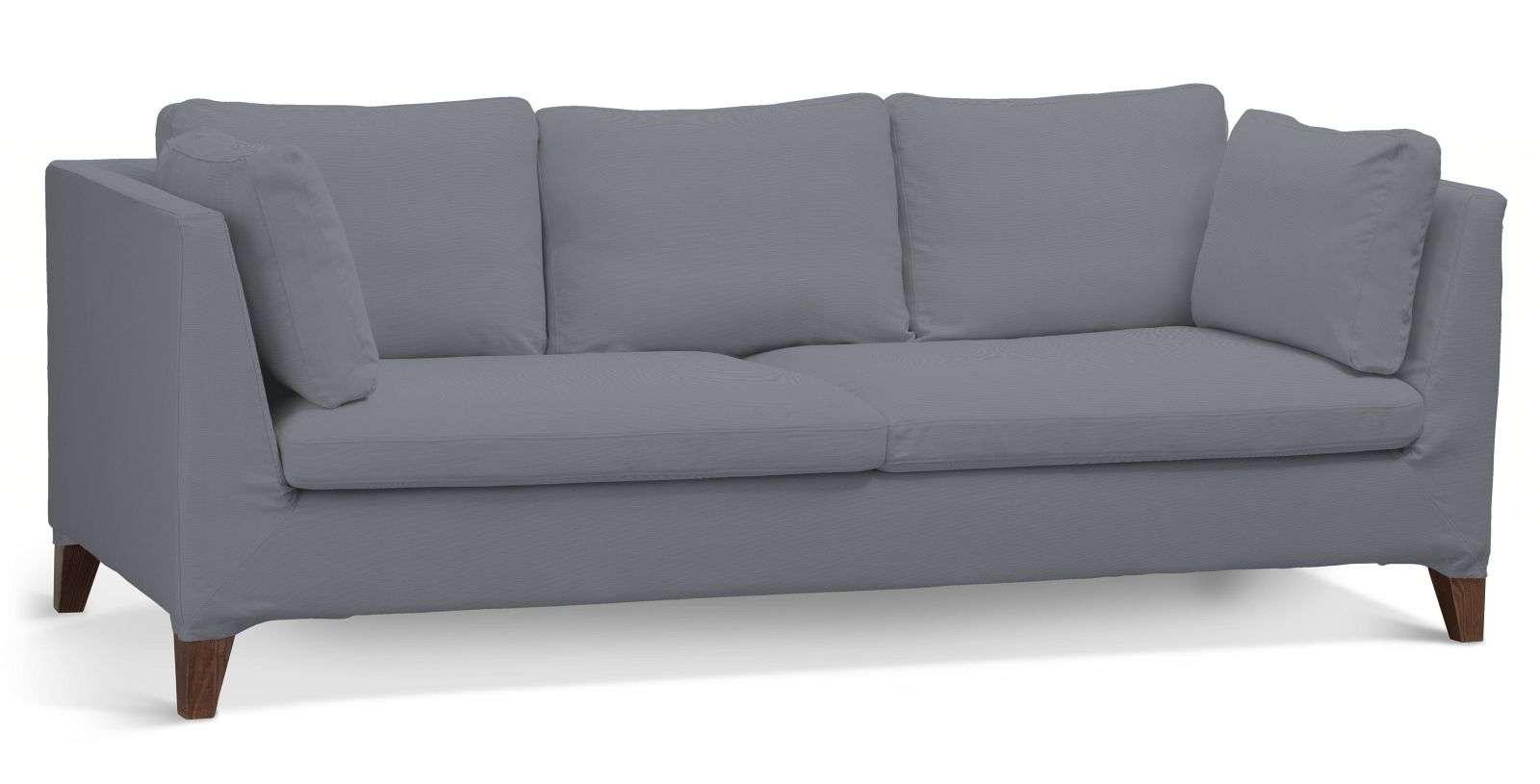 Užvalkalas IKEA trivietei sofai Stockholm  IKEA sofa Stockholm trivietė kolekcijoje Cotton Panama, audinys: 702-07