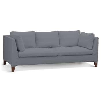 Pokrowiec na sofę Stockholm 3-osobową sofa Stockholm 3-osobowa w kolekcji Cotton Panama, tkanina: 702-07