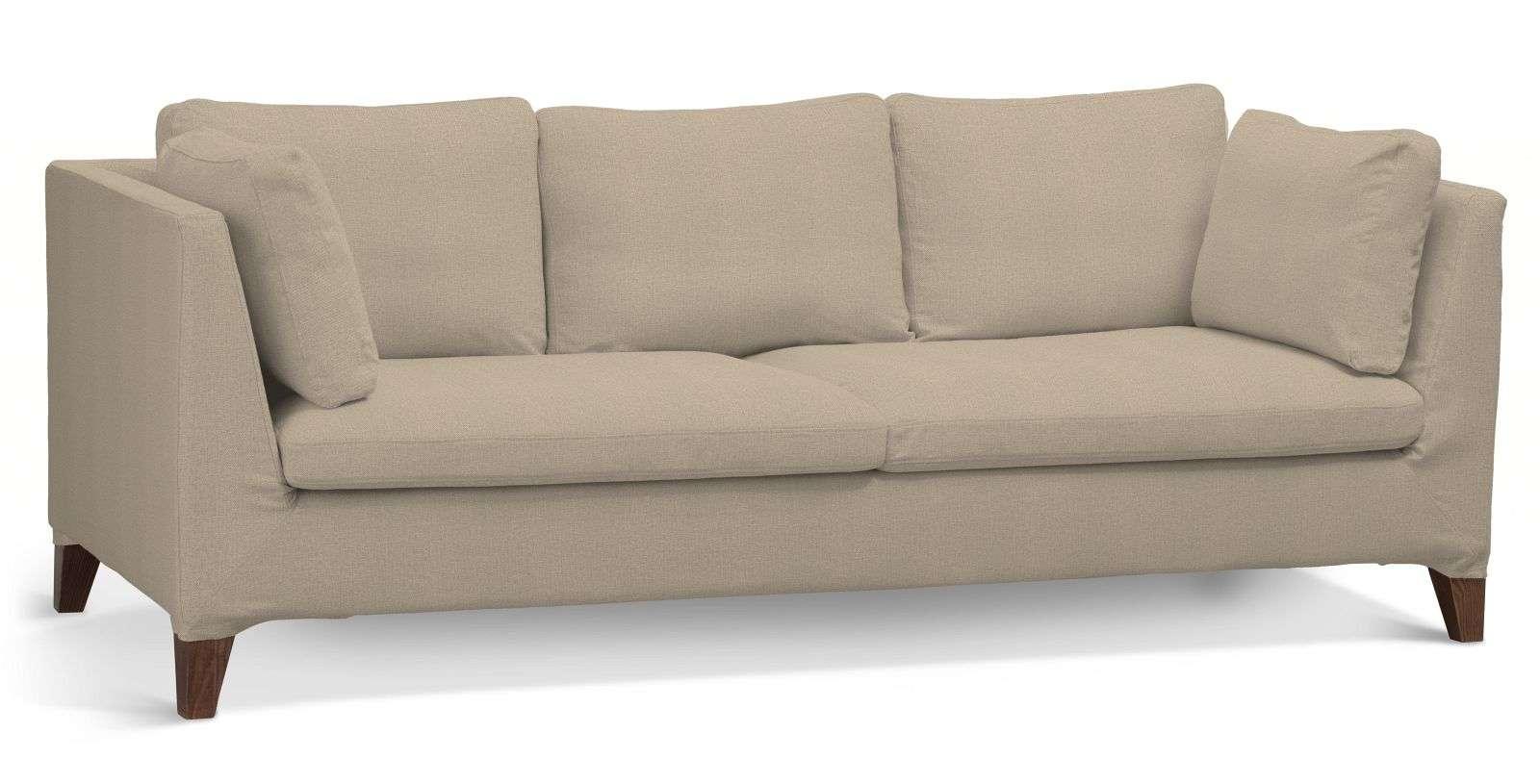 Pokrowiec na sofę Stockholm 3-osobową sofa Stockholm 3-osobowa w kolekcji Edinburgh, tkanina: 115-78