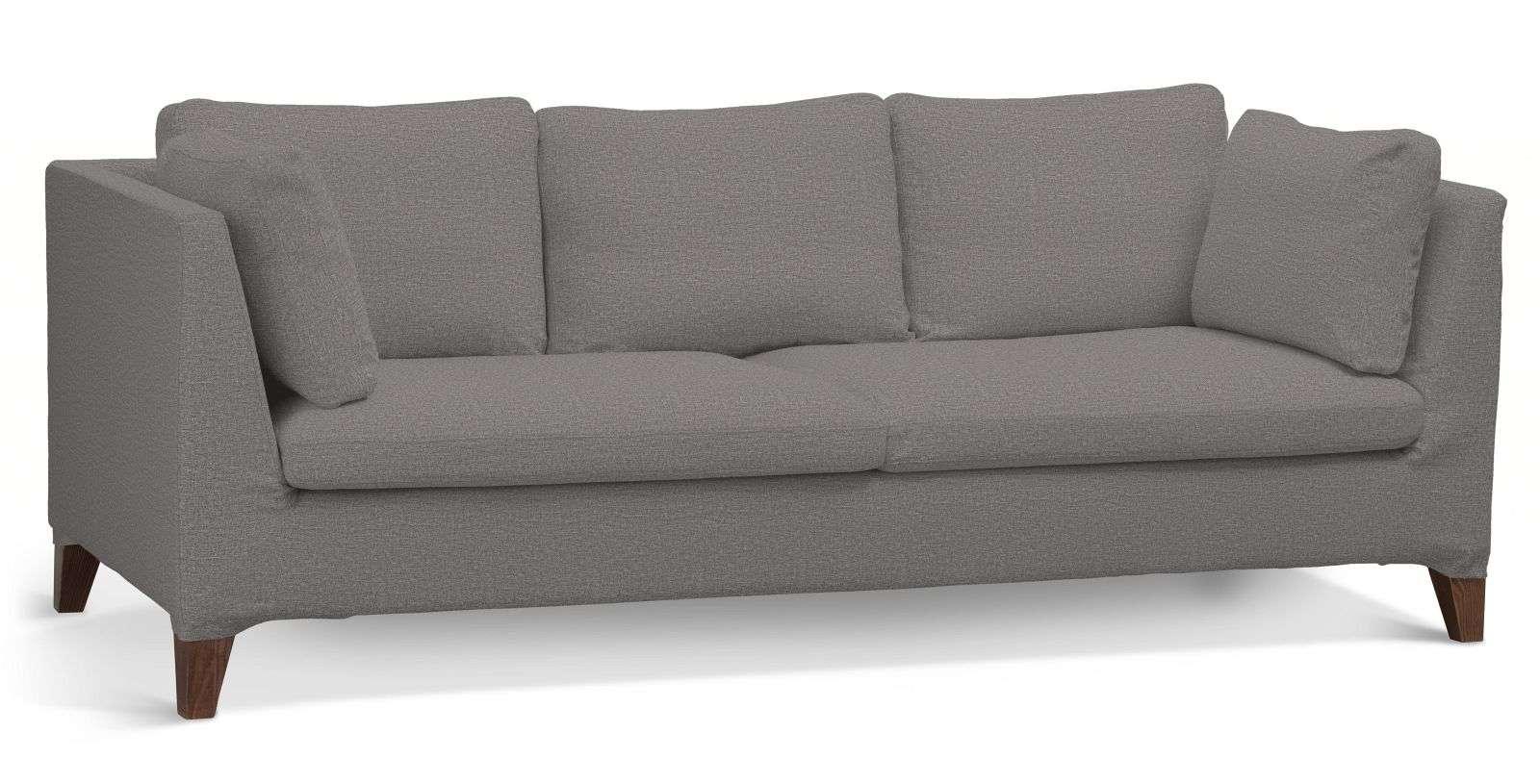Pokrowiec na sofę Stockholm 3-osobową sofa Stockholm 3-osobowa w kolekcji Edinburgh, tkanina: 115-81