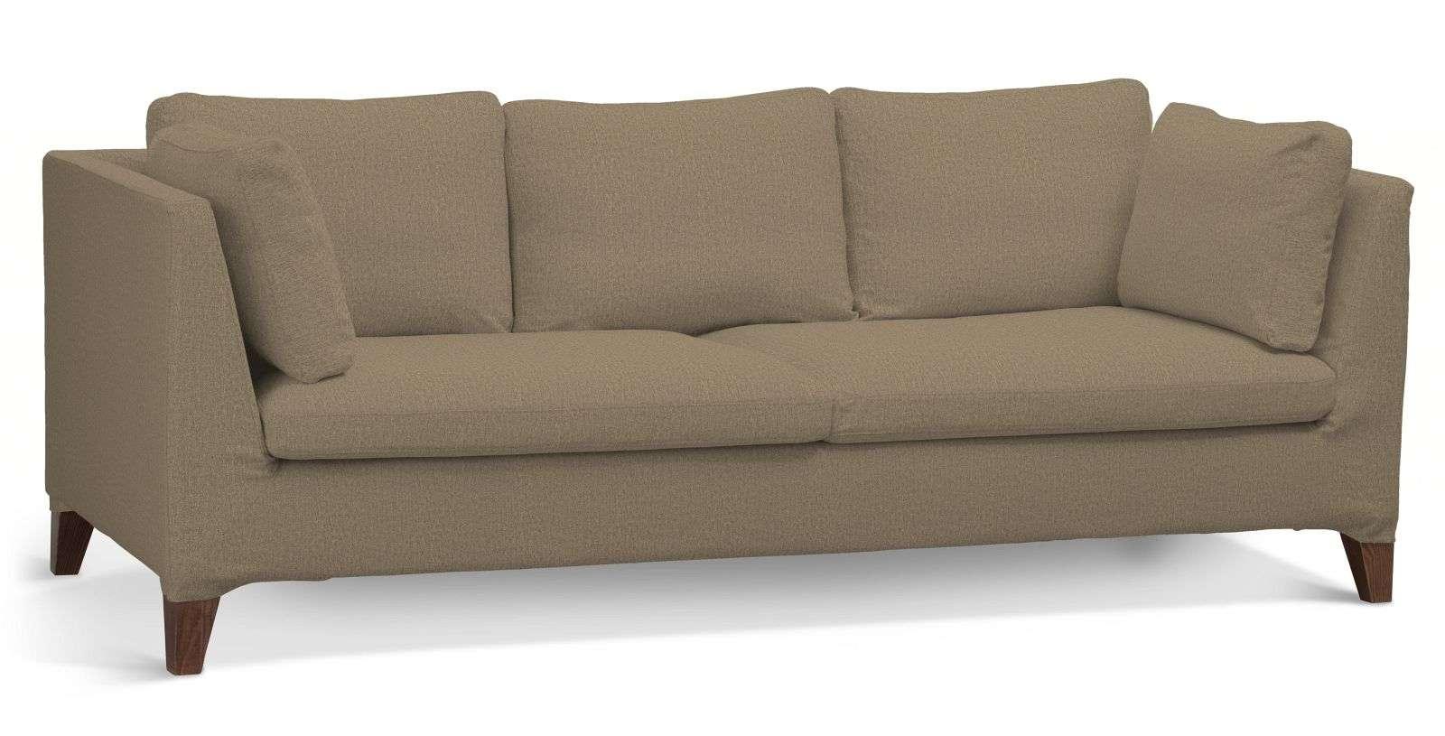 Užvalkalas IKEA trivietei sofai Stockholm  IKEA sofa Stockholm trivietė kolekcijoje Chenille, audinys: 702-21
