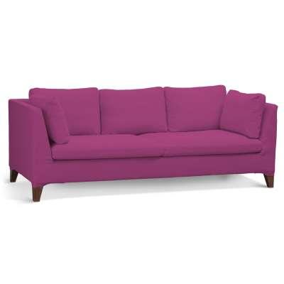 Pokrowiec na sofę Stockholm 3-osobową w kolekcji Etna, tkanina: 705-23