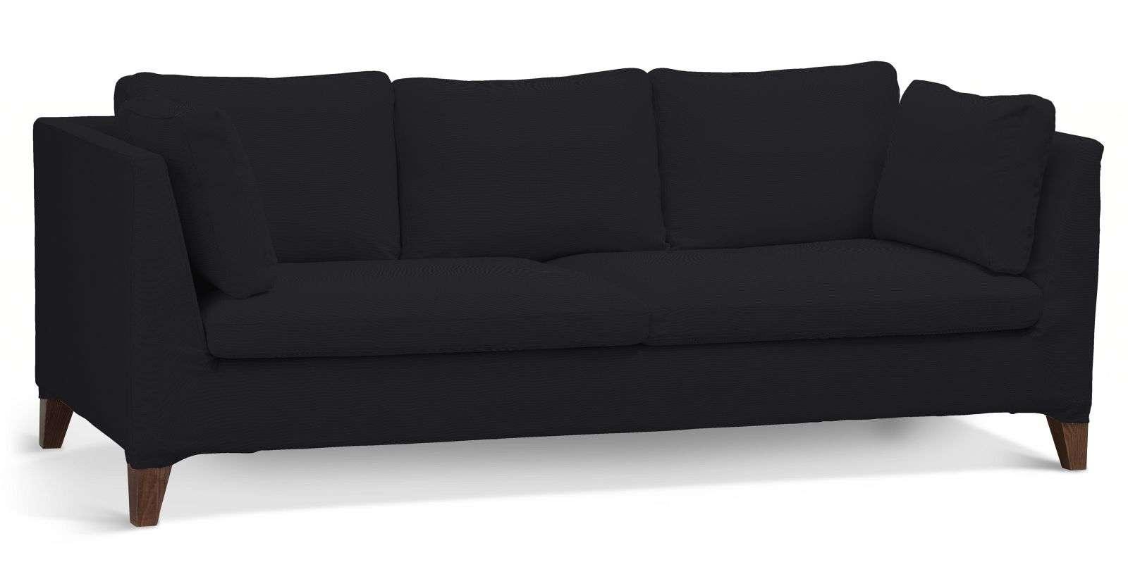 Pokrowiec na sofę Stockholm 3-osobową sofa Stockholm 3-osobowa w kolekcji Etna , tkanina: 705-00