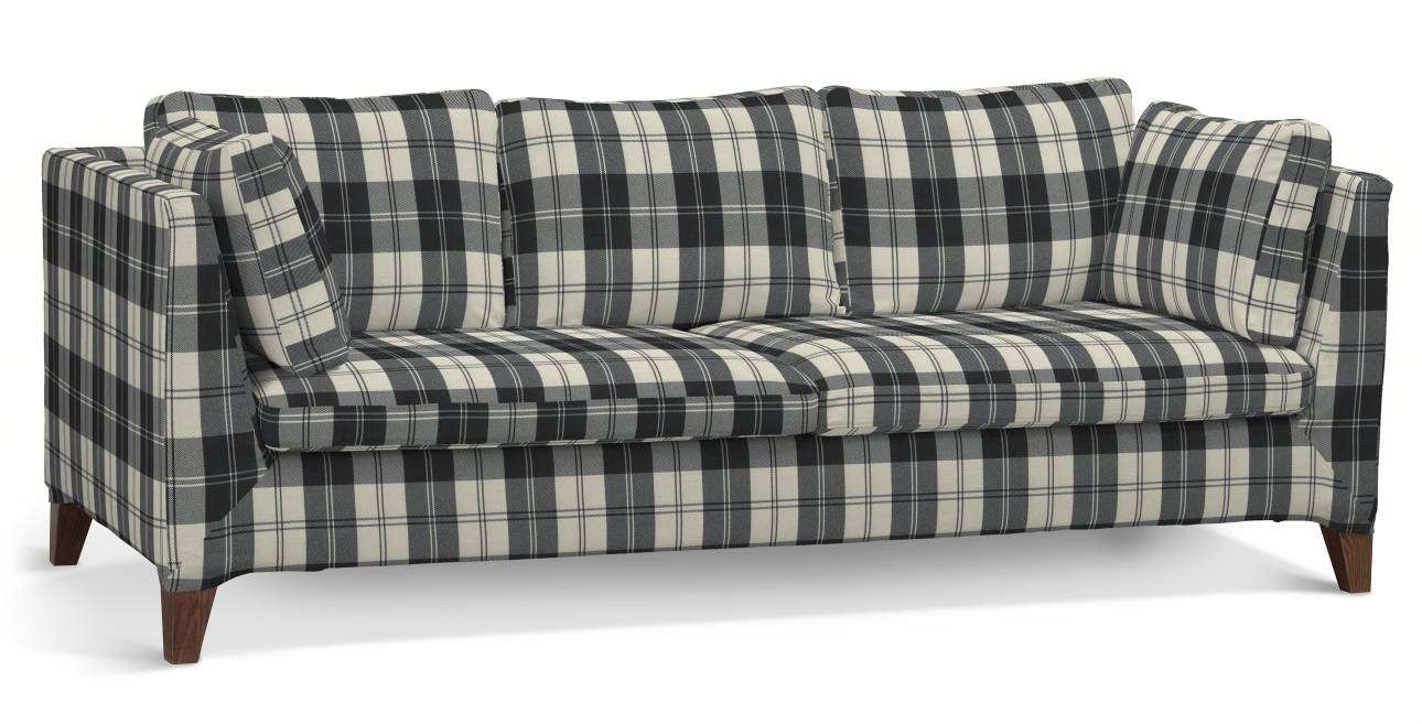 Pokrowiec na sofę Stockholm 3-osobową sofa Stockholm 3-osobowa w kolekcji Edinburgh, tkanina: 115-74