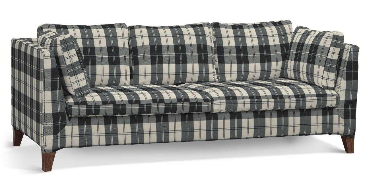 Stockholm 3-Sitzer Sofabezug Stockholm 3-Sitzer von der Kollektion Edinburgh , Stoff: 115-74