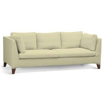 Stockholm 3 Seater Sofa Cover 702 29 Cream Collection Cotton Panama