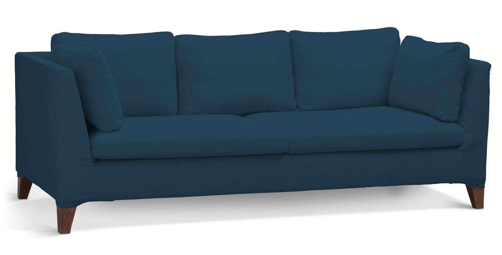 Užvalkalas IKEA trivietei sofai Stockholm  IKEA sofa Stockholm trivietė kolekcijoje Cotton Panama, audinys: 702-30