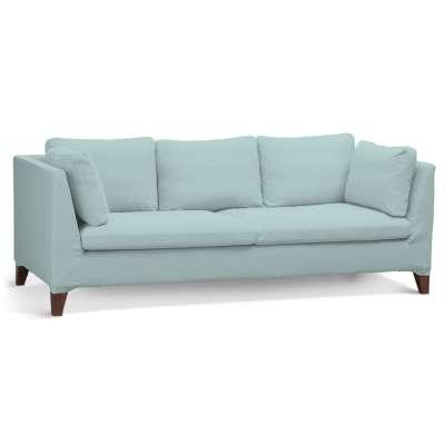 Užvalkalas IKEA trivietei sofai Stockholm 702-10 pastelinė mėlyna Kolekcija Cotton Panama