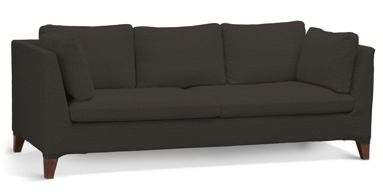 Pokrowiec na sofę Stockholm 3-osobową w kolekcji Etna, tkanina: 702-36