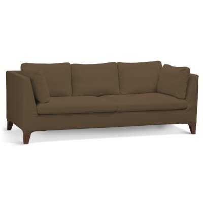 Pokrowiec na sofę Stockholm 3-osobową w kolekcji Living, tkanina: 160-94
