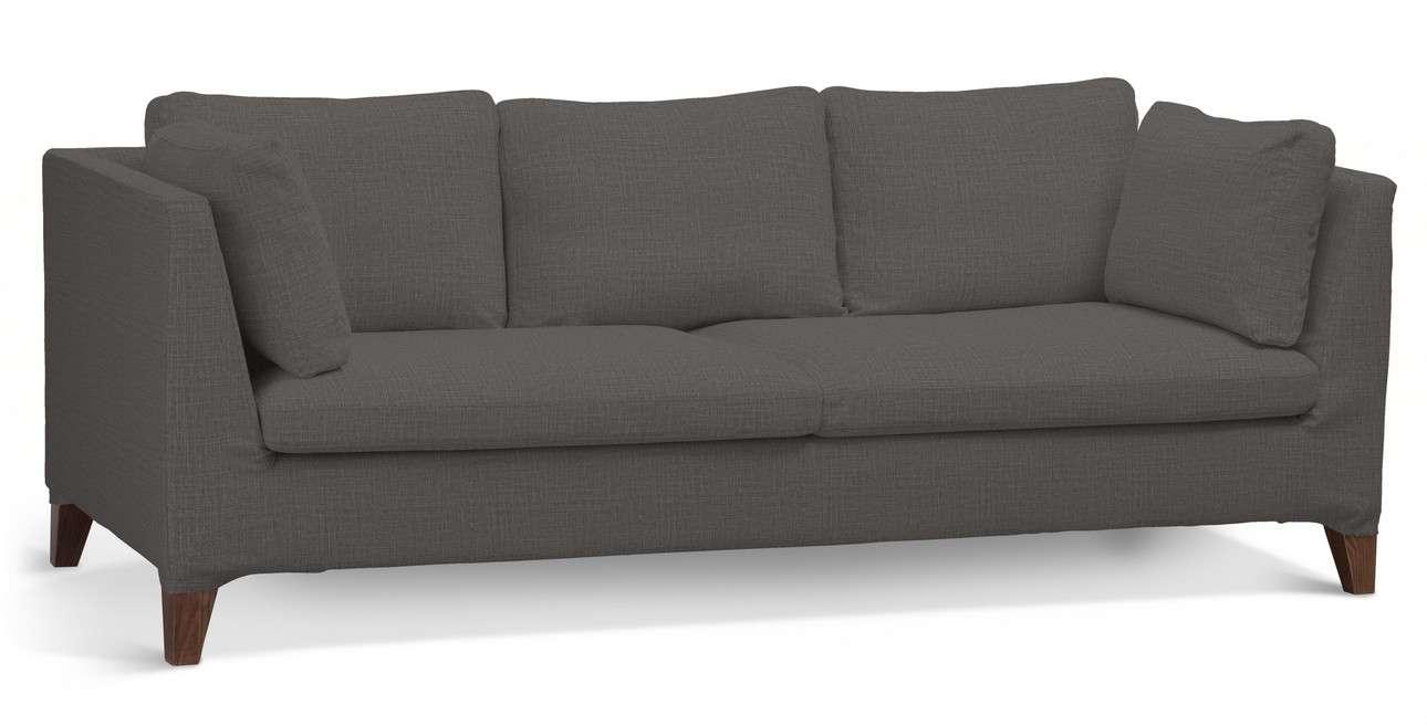 Pokrowiec na sofę Stockholm 3-osobową w kolekcji Living II, tkanina: 161-16