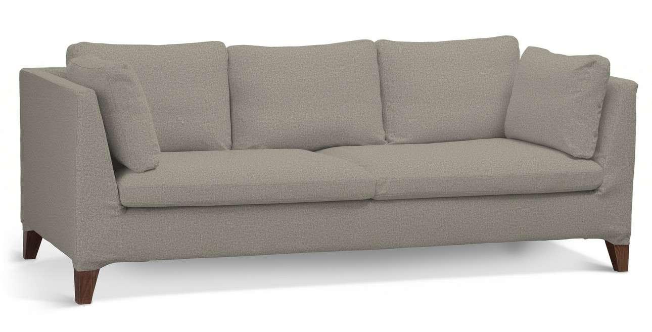 Pokrowiec na sofę Stockholm 3-osobową w kolekcji Madrid, tkanina: 161-23