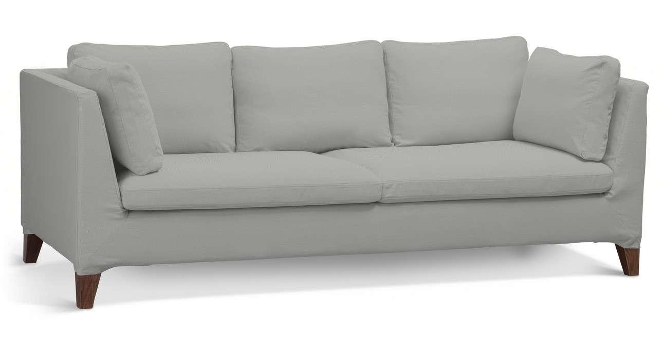 Pokrowiec na sofę Stockholm 3-osobową w kolekcji Bergen, tkanina: 161-72