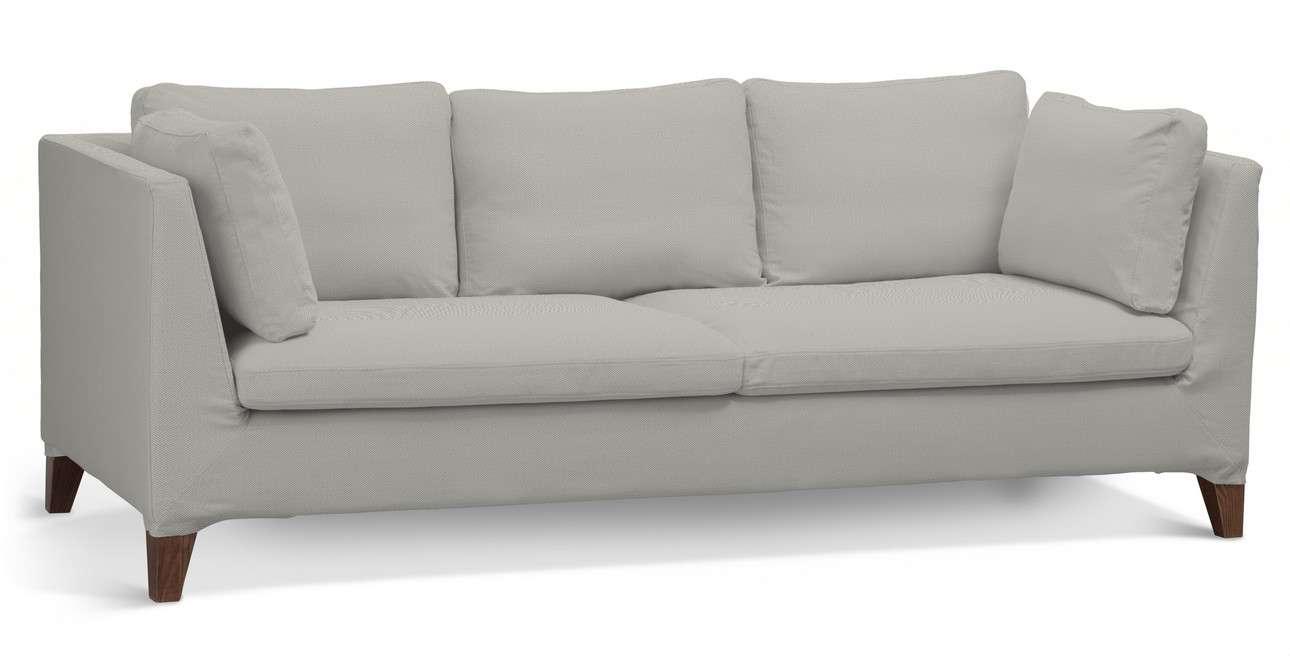 Pokrowiec na sofę Stockholm 3-osobową w kolekcji Bergen, tkanina: 161-84